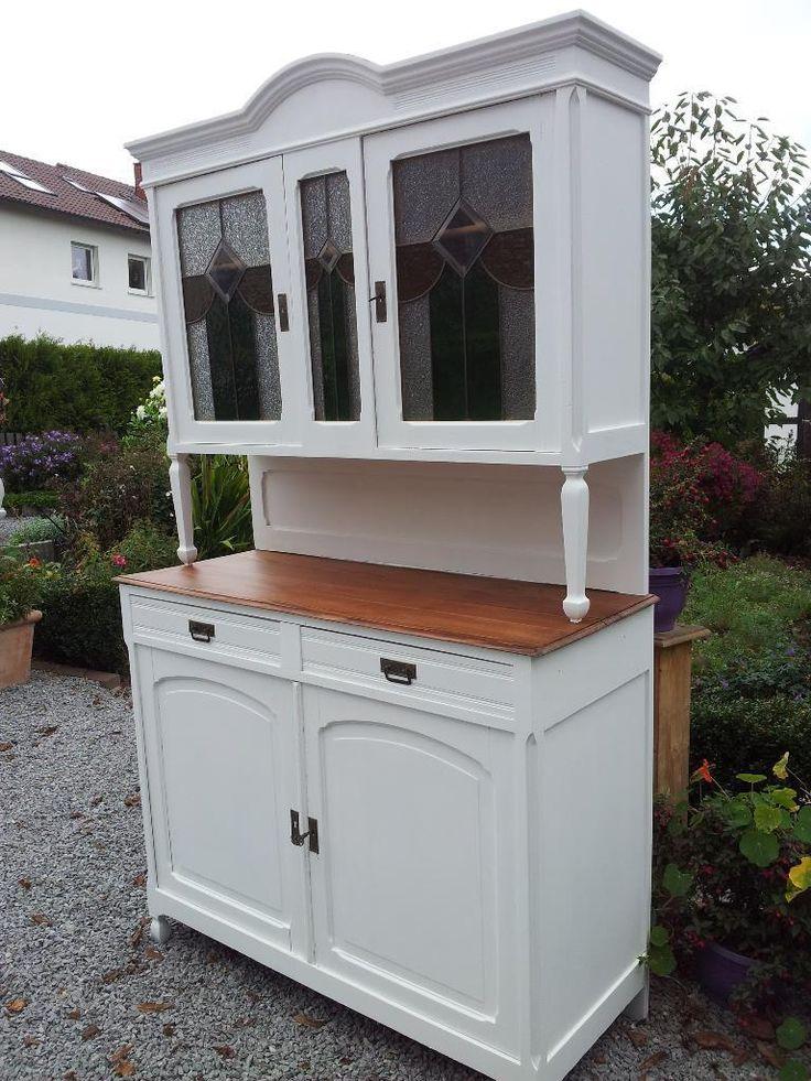 die besten 25 vitrine wei landhaus ideen auf pinterest. Black Bedroom Furniture Sets. Home Design Ideas