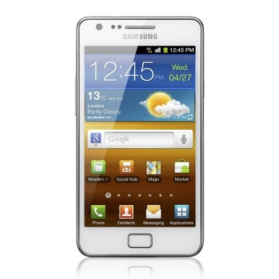 Samsung Galaxy S II White Australian stock - Just $489 including warranty and delivery. Share to redeem.