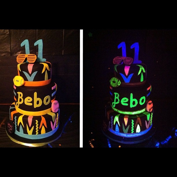 25 best Glow party images on Pinterest Birthdays Neon party and