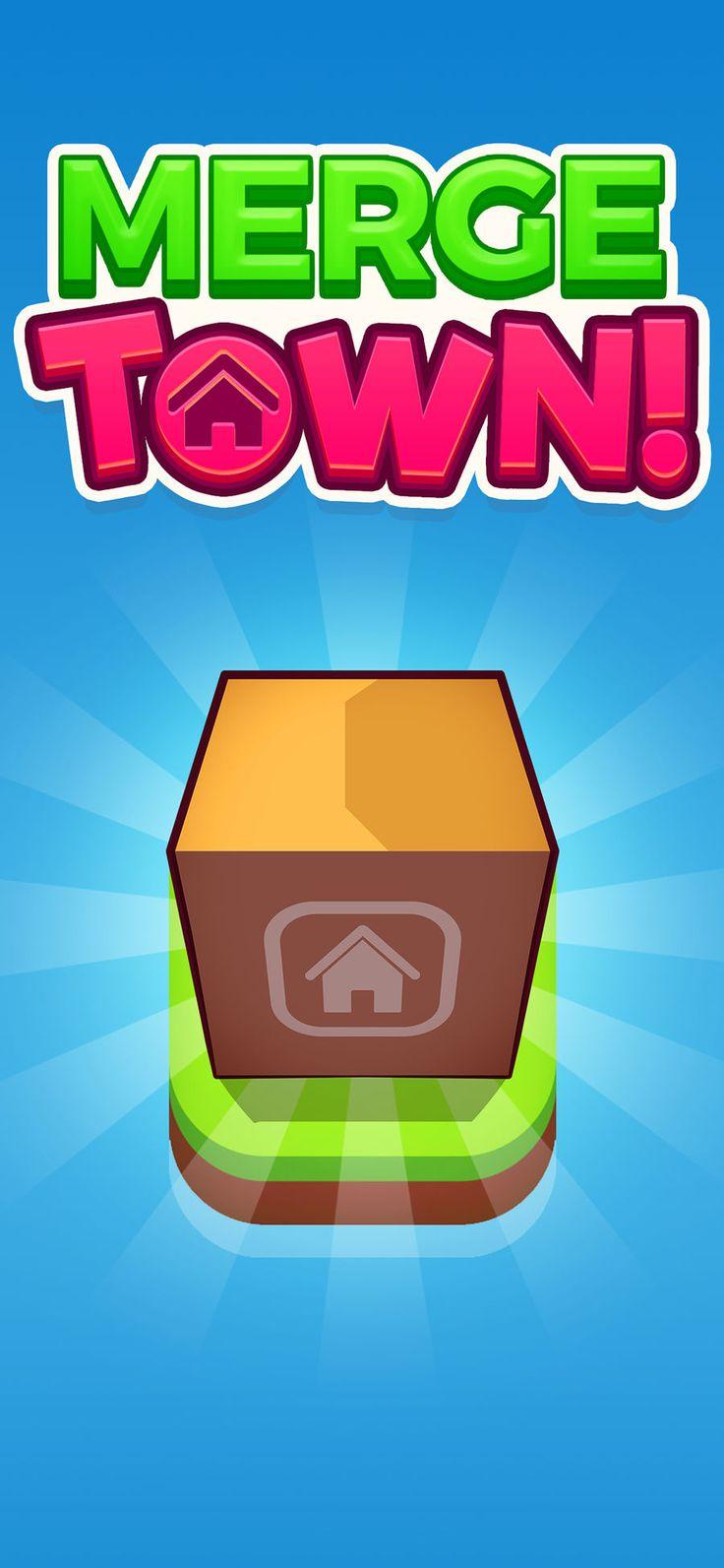 Merge town puzzlesimulationappsios ios apps merge app