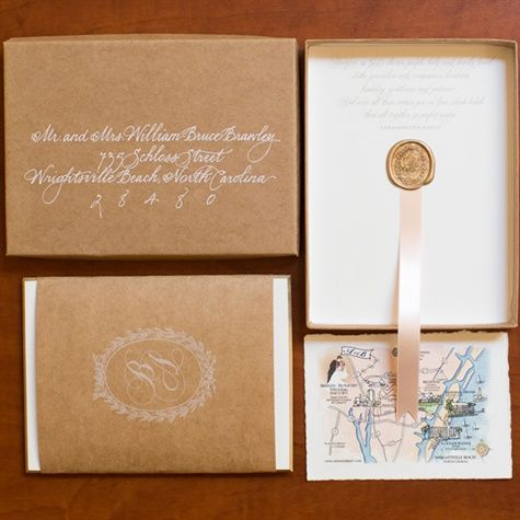 205 best Boxed Invitations images on Pinterest Box invitations - best of handmade formal invitation card