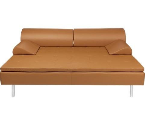 Diva upholstered daybed designed by Gubi Olsen day bed