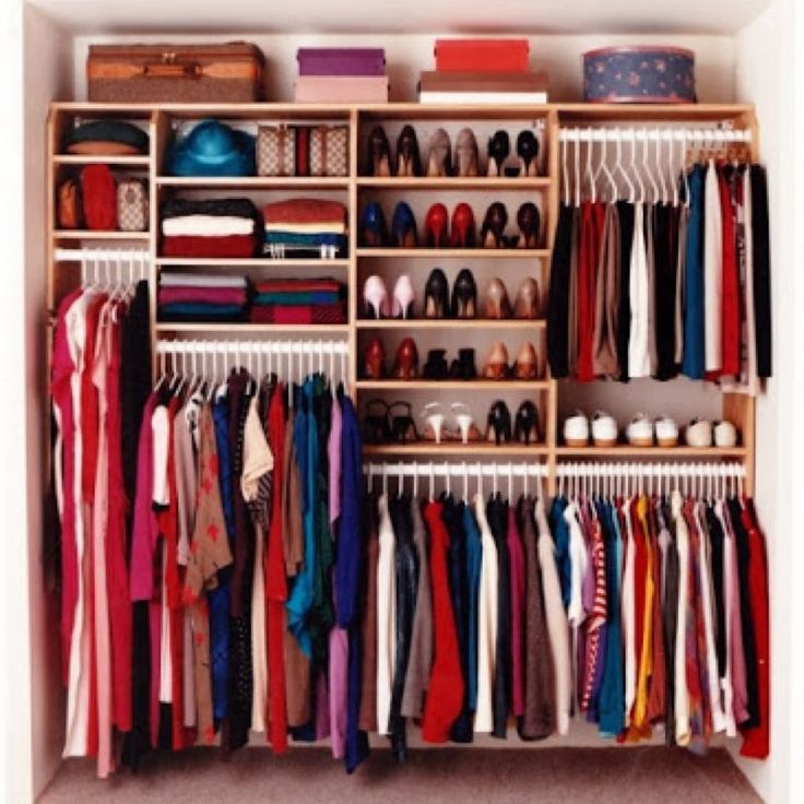 18 Classy Closet Storage Solutions For Your Clothes: 10 Classy Wardrobe Essentials