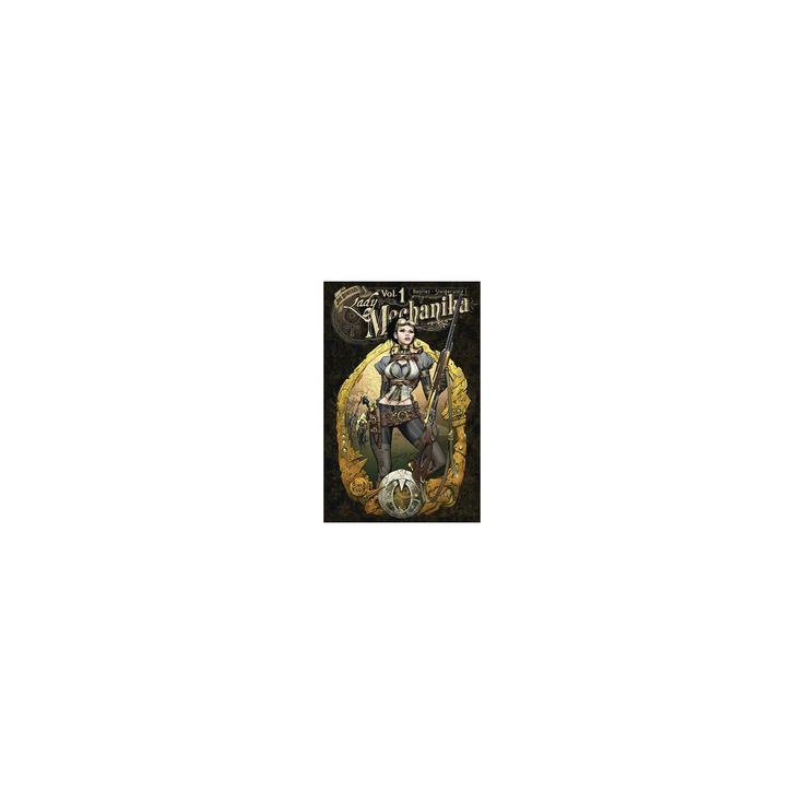 Lady Mechanika 1 (Deluxe) (Hardcover) (Joe Benitez)