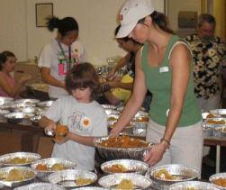 Holiday Volunteering with Children in LA
