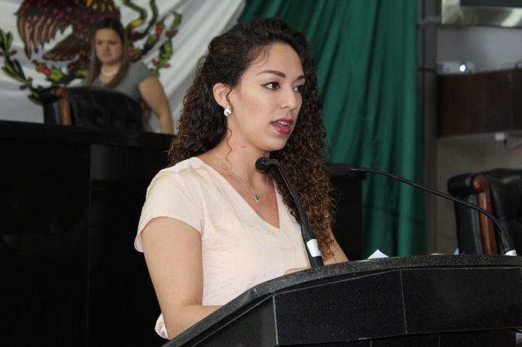 Propone Crystal Tovar reforma a ley organica del legislativo | El Puntero