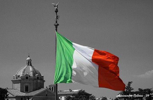 La Bandera de Italia