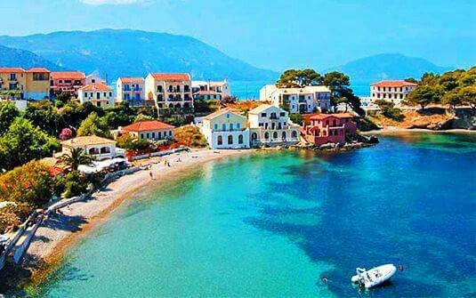 Cunda, Turkey