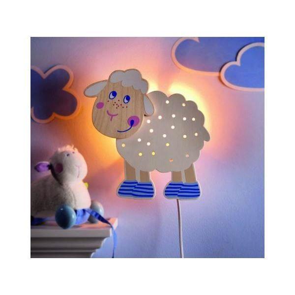 """Veilleuse """"mouton"""" chambre d'enfants"""