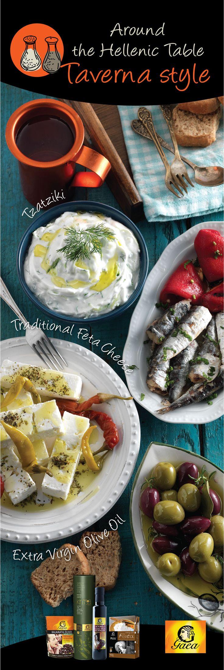 www.gaea.gr The Greek Food-Sharing Experience- Taste the Greek Diet