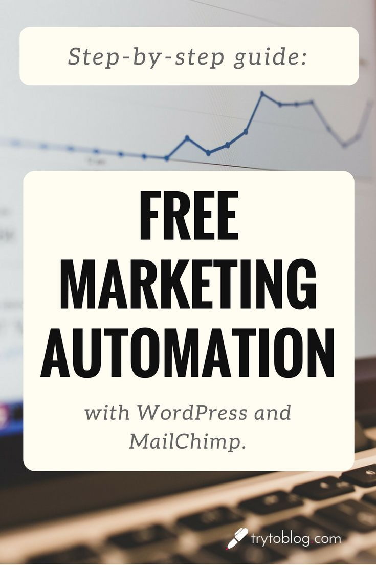 Marketing automation in WordPress is one of the best things you can invest your time in. And best of all - it can be free! I wrote a blog post - a step-by-step guide on how to set up free email marketing automation for your WordPress blog / website! Impro