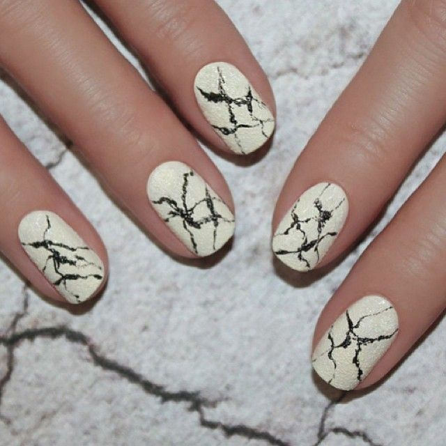 Nail Polish Looks Cracked | Splendid Wedding Company