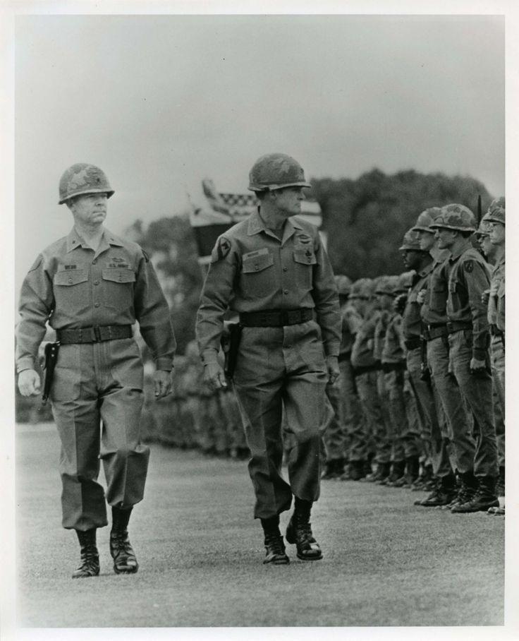 Vietnam War Hero Offers Leadership Lessons Lt. Gen. Hal Moore shares 17 rules for success