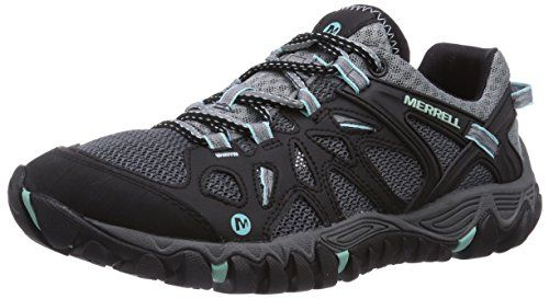Merrell All Out Charge, Chaussures de Trail Homme, Multicolore (Racer Blue/Navy), 40 EU