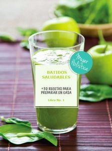 Nuestras recetas favoritas de batidos holísticos. Son 30 recetas ultra nutritivas para inyectar de salud y belleza tu templo personal, osea tu cuerpo.
