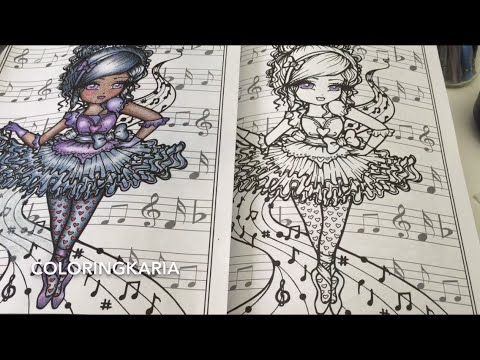 How To Use Colored Pencils Create Shading In Adult Coloring Books Follow As I Color