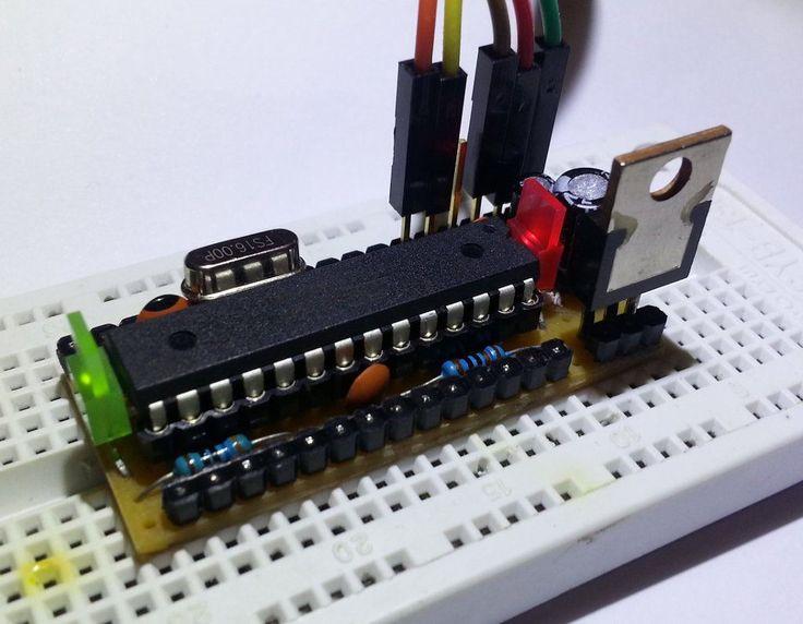 barebones-arduino-clone-at-home