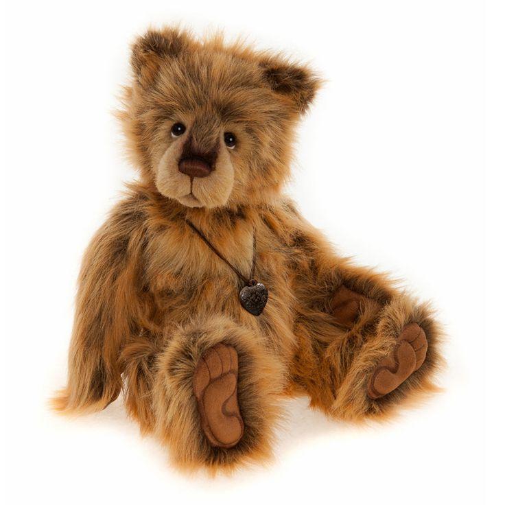 Charlie Bears Teddy Bear Mumbles
