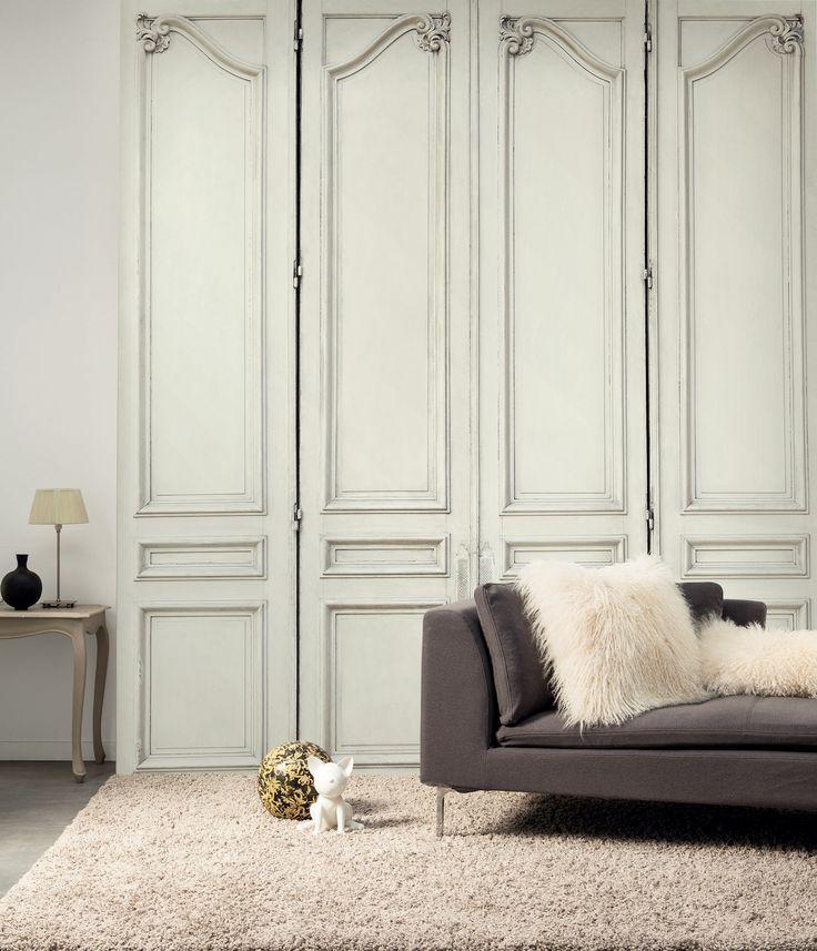 collection metaphore panoramique porte louis xv panoramique wallpaper decoration. Black Bedroom Furniture Sets. Home Design Ideas