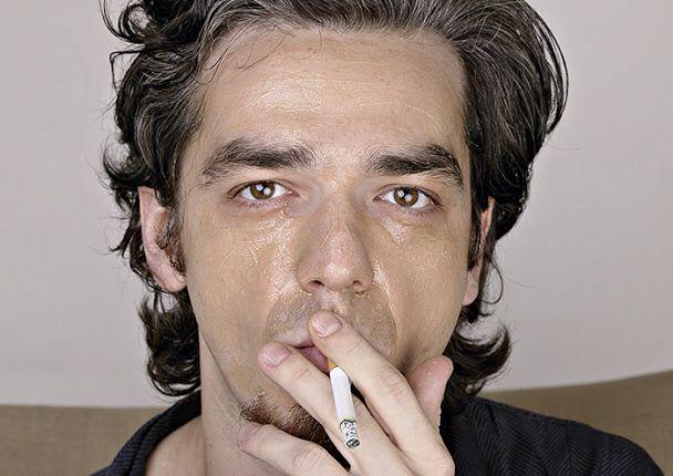 Ho sempre trovato incredibilmente sexy gli uomini che fumano....