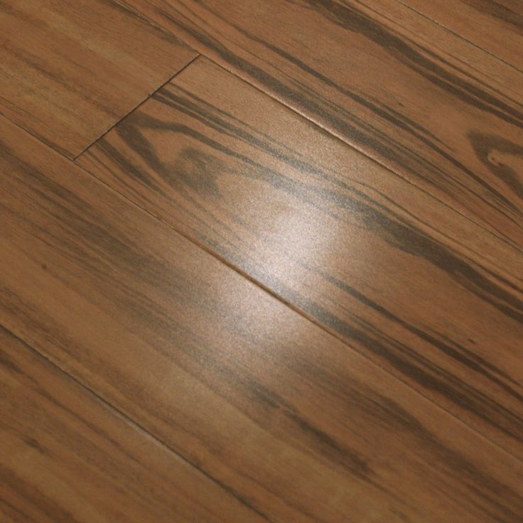 Click Engineered Bamboo with HDF Core Brazilian Tigerwood - Bamboo Flooring iFLOOR.com