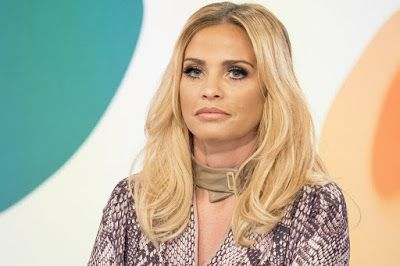 Katie Price's 'revenge book' due out in four months