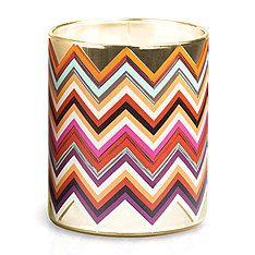 missoni candle monterosa