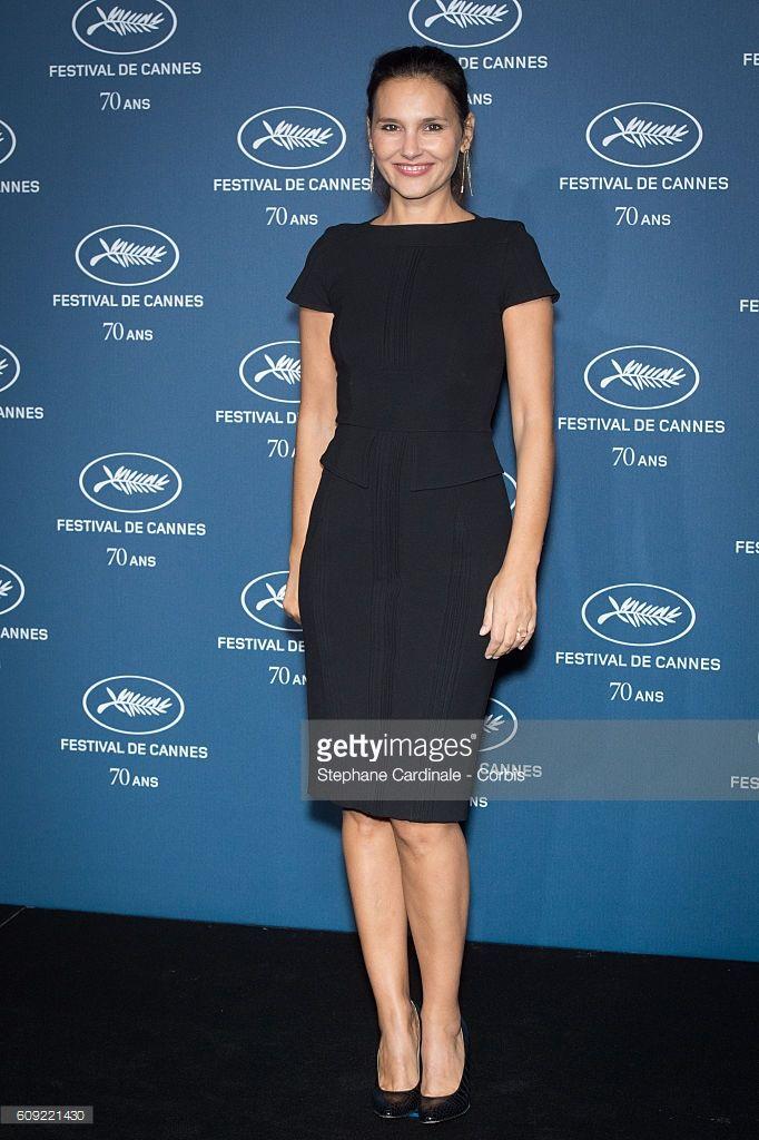 Photo d'actualité : Actress Virginie Ledoyen attends the 'Cannes Film...