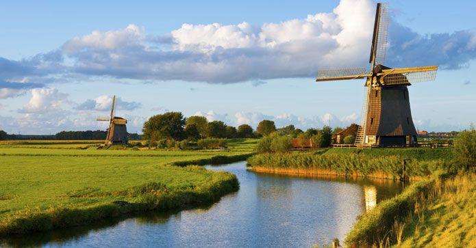 Flodbåd i Holland – Krydstogt på en anderledes måde