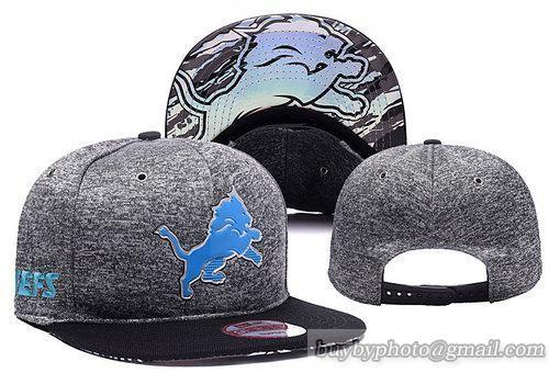 Cheap Wholesale NFL Detroit Lions 2016 Draft Charcoal Gray Snapback Hats for slae at US$8.90 #snapbackhats #snapbacks #hiphop #popular #hiphocap #sportscaps #fashioncaps #baseballcap