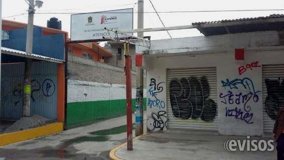 EN VENTA O RENTA  TERRENO 353 MTS. A PIE DE CARRETERA  ATENCO  EN VENTA O RENTA TERRENO CON UNA SUPERFICIE DE 353 MTS. CON DOS LOCALES COMERCIALES DE 4x8 . LOCALES ...  http://texcoco.evisos.com.mx/en-venta-terreno-353-mts-a-pie-de-carretera-atenco-id-619414