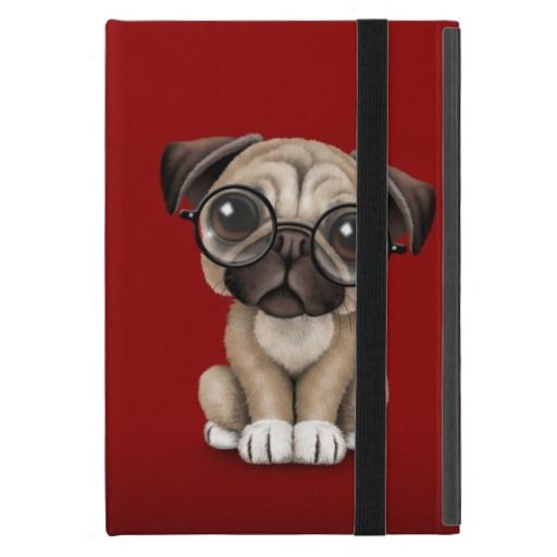>>>Coupon Code          	Cute Pug Puppy Dog Wearing Reading Glasses, Red iPad Mini Cases           	Cute Pug Puppy Dog Wearing Reading Glasses, Red iPad Mini Cases lowest price for you. In addition you can compare price with another store and read helpful reviews. BuyDiscount Deals          	C...Cleck See More >>> http://www.zazzle.com/cute_pug_puppy_dog_wearing_reading_glasses_red_ipad_case-256494543618176972?rf=238627982471231924&zbar=1&tc=terrest