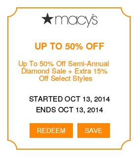 Macys coupon code for make up