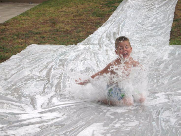 Homemade Yard Games   Summer Water Fun For Kids   WaterWorks Canada