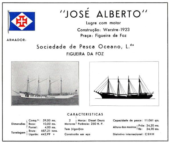 GANPB-José Alberto bacalhoeiro portugues