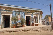 el perico azul boutique in todos santos, baja california sur mexico