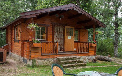 Las 25 mejores ideas sobre caba as de madera en pinterest for Decoracion casa 90m2