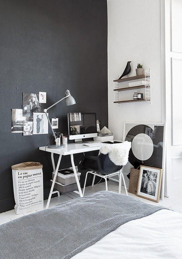 Cuando hablamos de estilo nórdico siempre pensamos en ambientes en blanco y negro, en cierta manera lo son pero lo que realmente caracteriz...