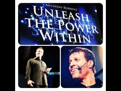 Tony Robbins 2016 Unleash the Power Within London   AISUCCES