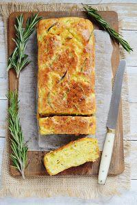 Pastel de calabacín, parmesano y romero   Cocina   – Cocina