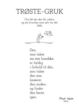 Piet Hein Poster