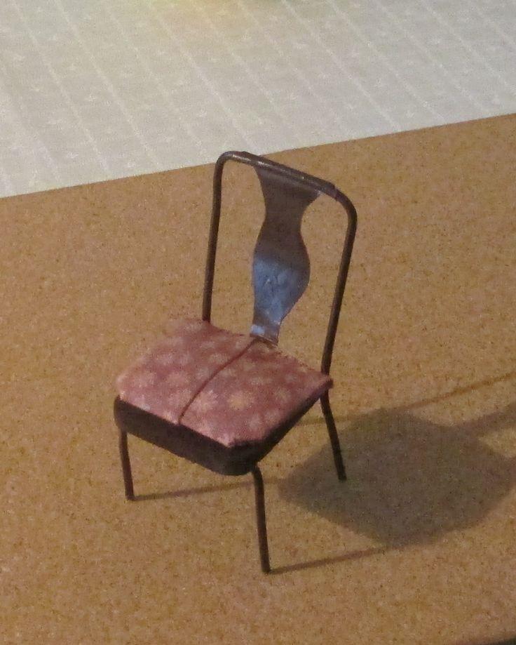 221B Baker Street - chair