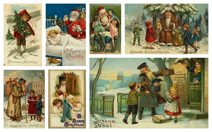 Magic Moonlight Free Images: May your Christmas be full of Joy! Free Collages images for you!