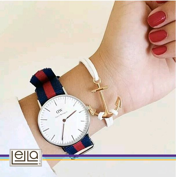 Orologi dal design senza tempo e con cinturini intercambiabili per un look classico! #DanielWellington