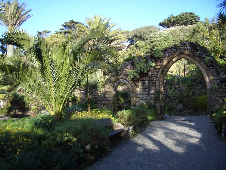 Tresco Abbey Gardens, Scilly Isles