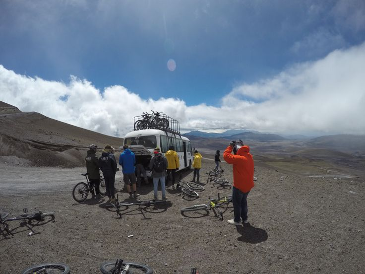 Cotopaxi Volcano, Quito, Ecuador