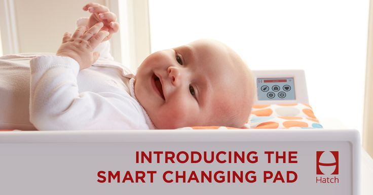 Welcome to Hatch! We're reinventing the 21st-century nursery starting with the Smart Changing Pad. This innovative and modern twist on the traditional changing pad helps parents accurately track their babies' growth, feedings, diapers, and sleep on their smartphones.