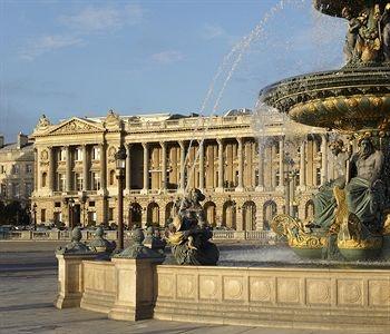 200 year old Hôtel de Crillon in Paris could not be more lavish