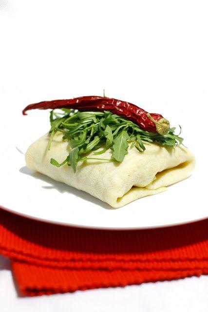 Naleśniki z Mięsem po Meksykańsku Just My Delicious