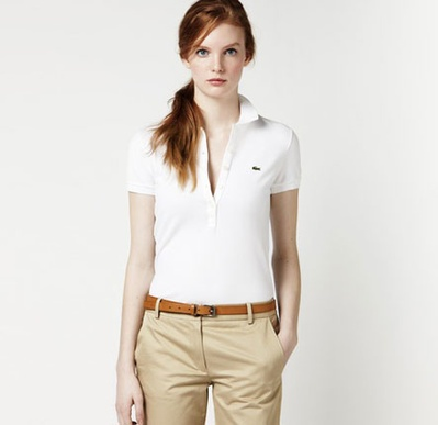Comment porter le polo blanc sans faire BCBG ?